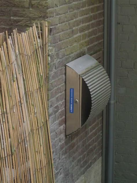 Modern Wall Mailbox by Modern Wall Mount Mailbox Colour Story Design Amazing