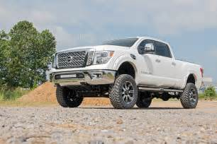 Nissan Titan Lift Kit Rou 877 20 Country 6in Suspension Lift Kit Fits