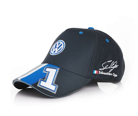volkswagen cap new adjustable f1 racing embroidery cap volkswagen