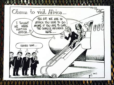roy moore vs kavanaugh nairobi cartoon exhibition takes on obama and obamaphiles