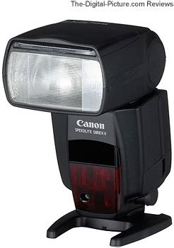 canon speedlite 580ex ii flash review