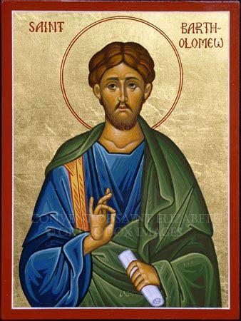 catholic news world : today's saint: aug. 24: st