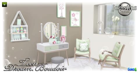 Shades For Floor Lamps by Teen Bedroom Sims 4
