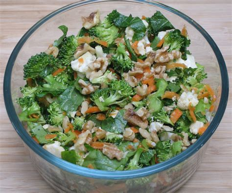 Detox Salad With Kale Broccoli And Cauliflower by Broccoli Cauliflower Detox Salad Your Live Well Journey