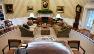 oval office redecoration grandfather clock kept as oval office redesigned