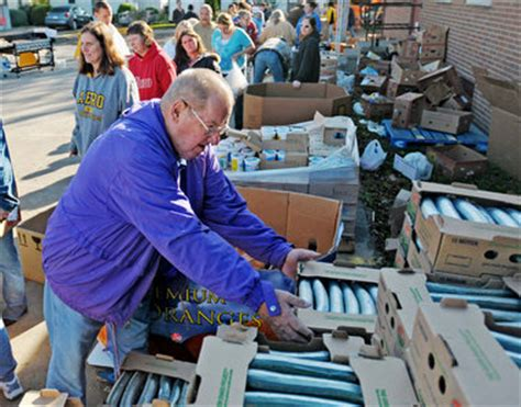 salvation army church hosts october food giveaway with food bank of eastern michigan - Salvation Army Food Giveaway