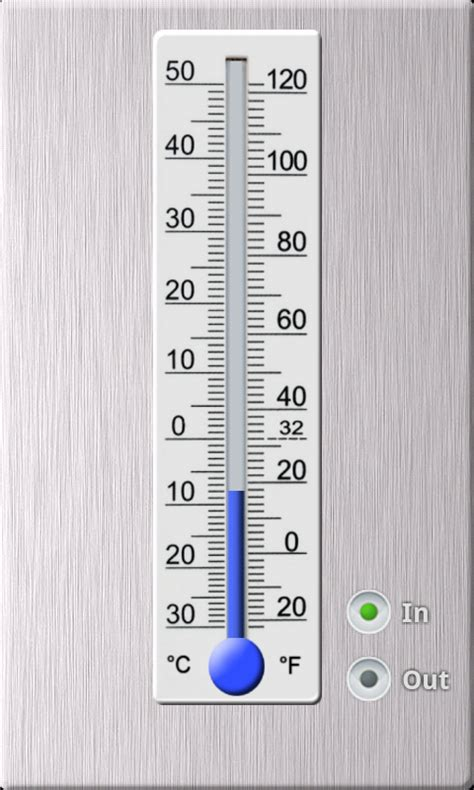 Termometer Fahrenheit thermometer android apps auf play