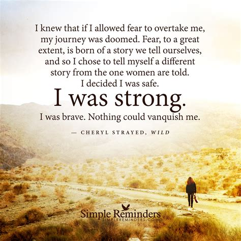i will not fear my story of a lifetime of building faith books i am strong by cheryl strayed with article by kristi