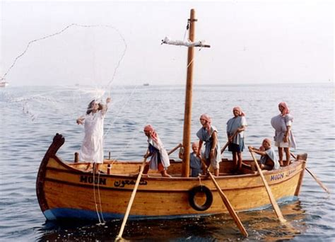 fishing boat in jesus time the great outdoors with jesus christ and friends episode
