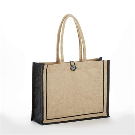 Tote Bag 2 j912 2 tone tuscany jute bag jute burlap totes bags