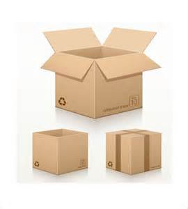 cardboard box template 17 free sle exle format