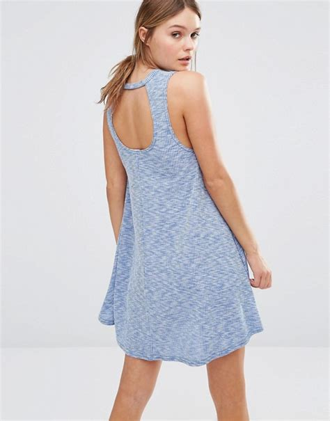 swing dress new look new look new look low back swing dress