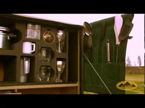 Kitchen Demonstration Trailer Wakkakitchen Videolike