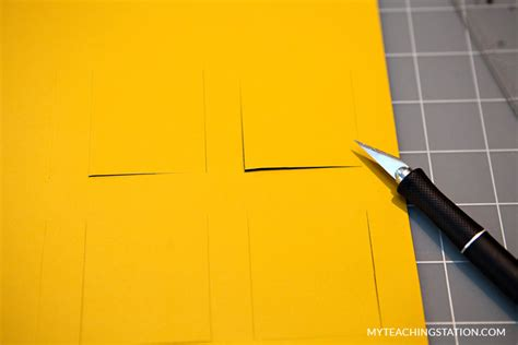 Craft Knife For Paper Cutting - simple learning to add flip chart