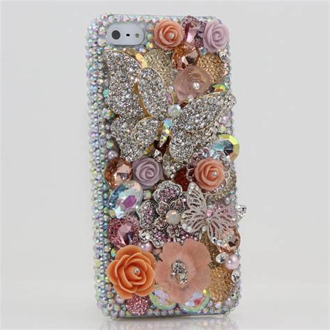 Samsung J5prime Soft Flower Swarovski Iring best 25 bling phone cases ideas on 5s cases galaxy 5 cases and 5c