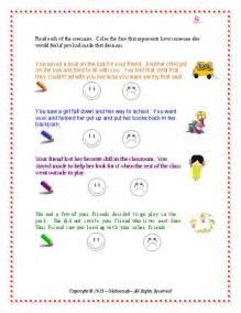 pictures on life skills worksheets free math worksheet