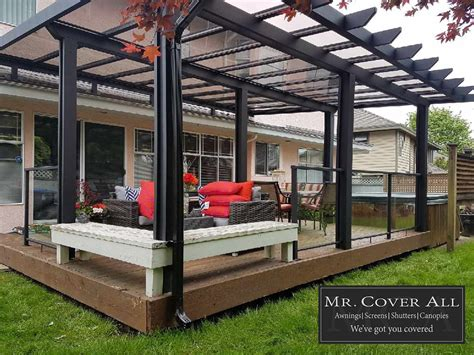 retractable awning covers retractable awnings patio deck covers mr cover all soapp culture