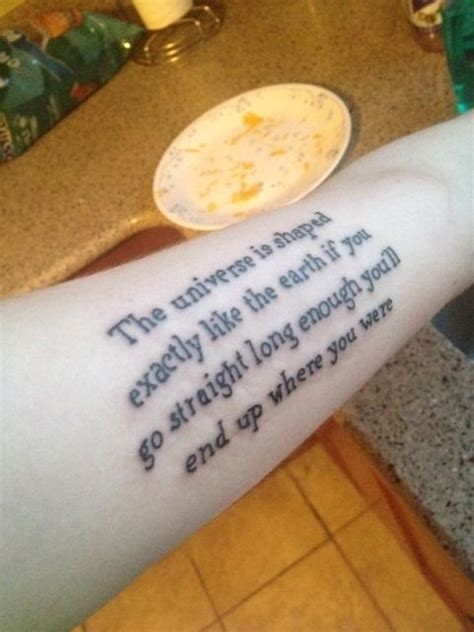 modest mouse tattoo modest mouse 3rd planet aaaaaah modest mouse
