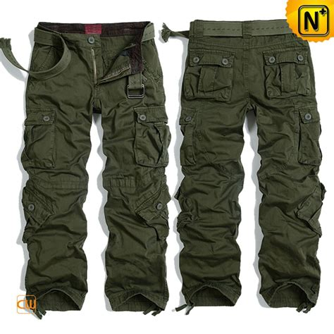 Mens Buffalo Outdoor Pant 78 Sz 34 100 Original mens army green cargo hiking cw100016