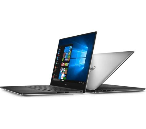 Laptop Dell 5 Jutaan dell xps 15 15 6 quot laptop silver deals pc world