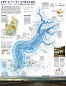 colorado river basin map maps maps maps