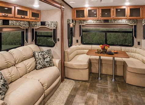 fifth wheel cers with front living rooms roy home design