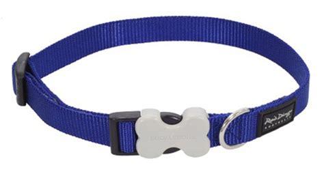 Kong Beds Blue Dog Collar By Red Dingo Tough Adjustable