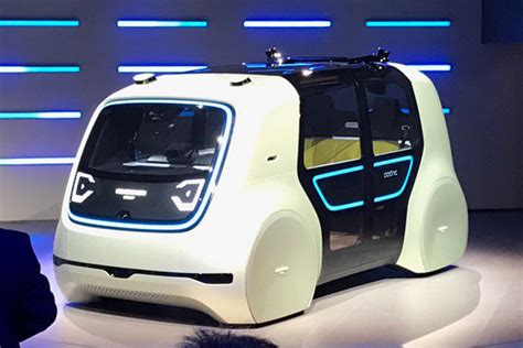 volkswagen concept self driving volkswagen sedric concept revealed in geneva