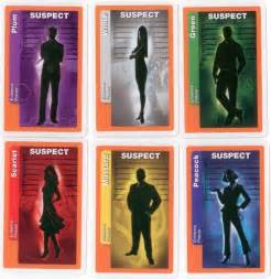 cluedo suspect thirsty meeples board game cafe
