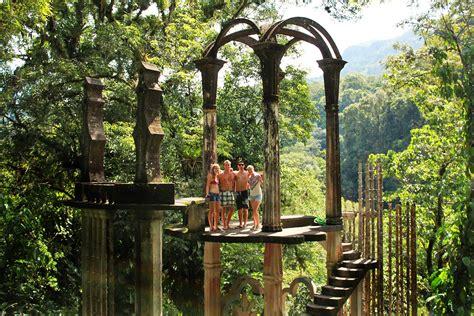 jardin surrealista actividad jard 237 n surrealista pueblo m 225 gico de xilitla