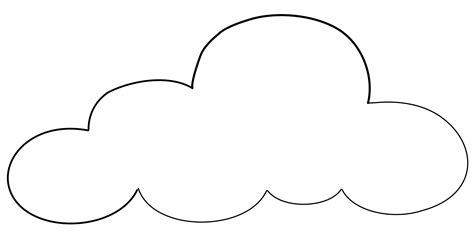 Free Coloring Pages Of Cloud Color Pages Coloring Pages Clouds