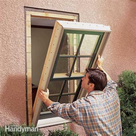 how to install new windows in a house faqs about buying new windows the family handyman