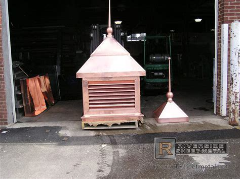 a cupola cupolas steeples copper lcc zinc aluminum and more