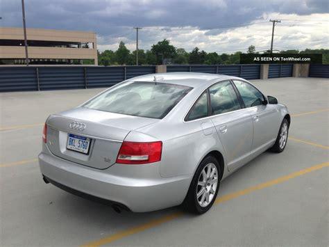 Audi A 6 2005 by 2005 Audi A6 Quattro 3 2l