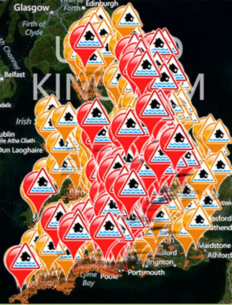 flood map uk environment agency uk floods how can you protect your home or business