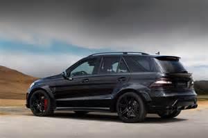 Ml63 Mercedes Topcar Presents Mercedes Ml63 Amg Inferno Black