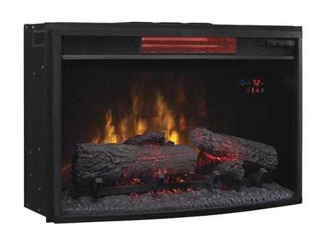 Infrared Fireplace Insert Reviews by 25 Quot Spectrafire Infrared Electric Fireplace Insert