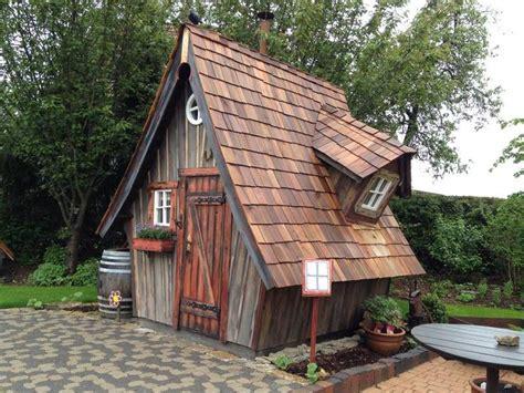 Hexenhaus Garten