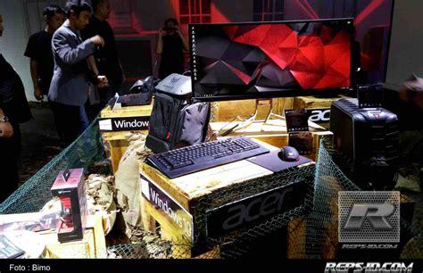 Proyektor Predator Z650 acer luncurkan seri produk gaming predator untuk gamers di indonesia reps indonesia