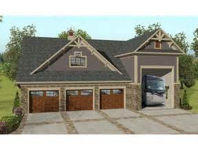 3 Car Garage With Apartment Garage Apartment Plans Garage Apartment Plan With Rv Bay