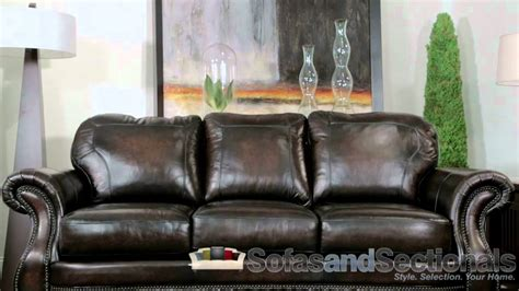 stetson sectional broyhill stetson sofa group youtube