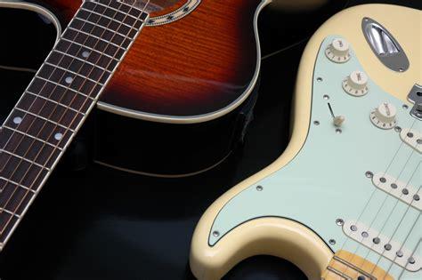 Guitar finger chords