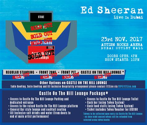 ed sheeran november 2017 ed sheeran live in dubai sold out thursday 23 november