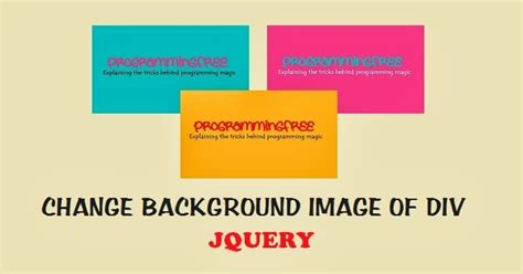 background image of div change background image of div using jquery programmingfree