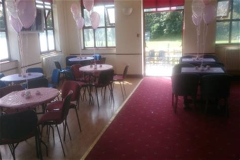 Play Football Bury Function Room by Clubspark Blundellsands Lawn Tennis Club Function Room
