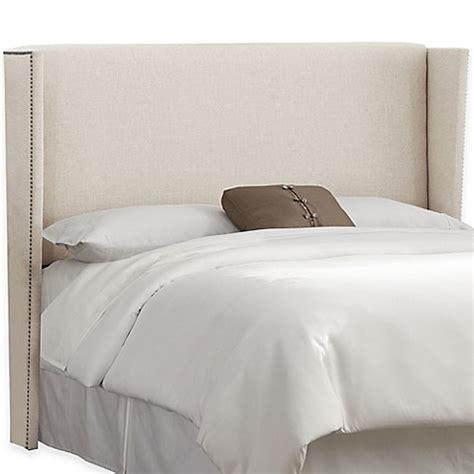 bed bath and beyond headboards skyline furniture warren headboard bed bath beyond