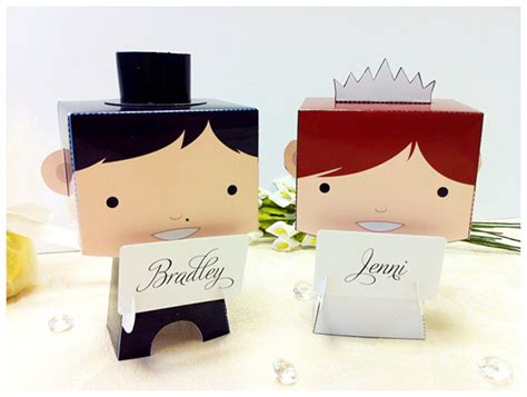 Wedding Papercraft - create your own paper craft wedding decorations the