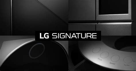 Ces Lg New Phone Lineup by Lg Signature Premium Lineup To Be Unveiled At Ces 2016