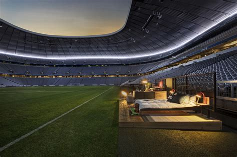 airbnb newsroom audi and airbnb to transform stadium into a home airbnb