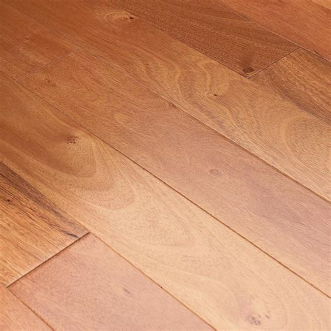 shop natural floors  usfloors amendoim engineered hardwood flooring  lowescom